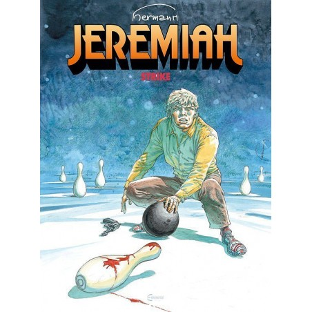 JEREMIAH tom 13 Strike