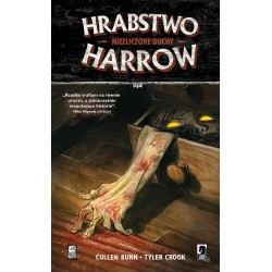 HRABSTWO HARROW tom 1...