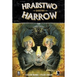 HRABSTWO HARROW tom 2 Siostry