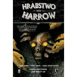 HRABSTWO HARROW tom 3 Węże