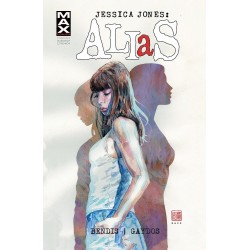 JESSICA JONES ALIAS tom 1