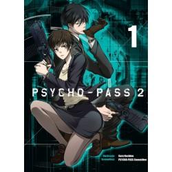PSYCHO-PASS 2 tom 1