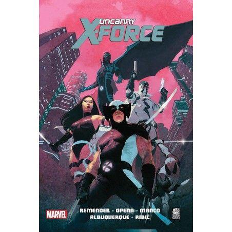 UNCANNY X-FORCE tom 1 Sposób na Apocalypse'a
