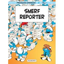 SMERFY tom 22 Smerf reporter