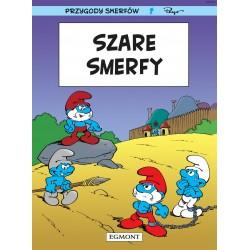 SMERFY tom 20 Szare Smerfy