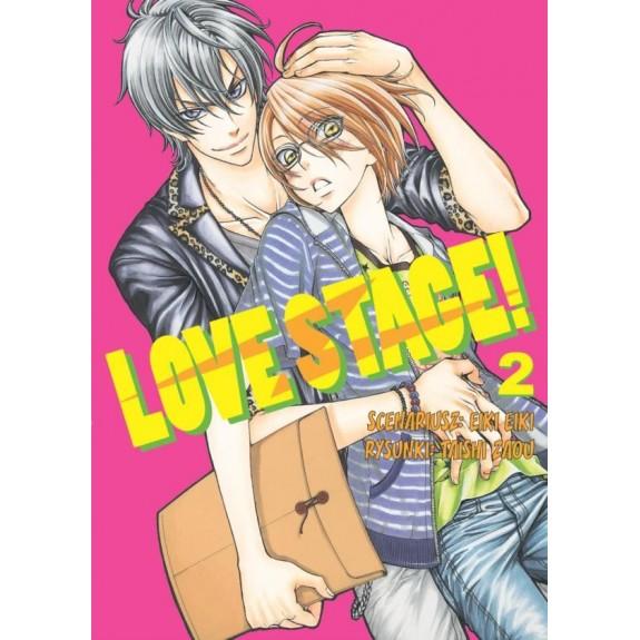 LOVE STAGE! tom 2