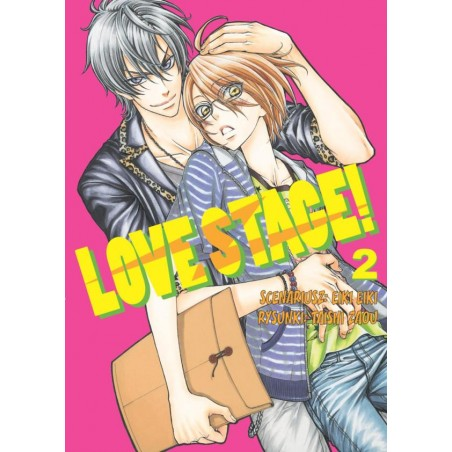 LOVE STAGE! tom 2