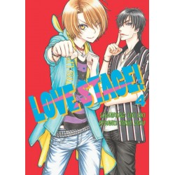 LOVE STAGE! tom 4