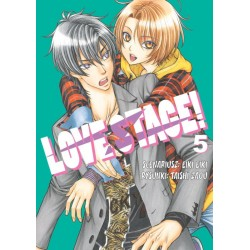 LOVE STAGE! tom 5