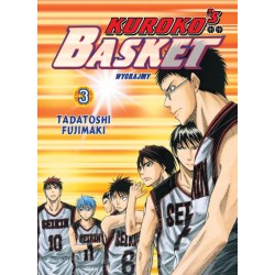 KUROKO'S BASKET tom 3