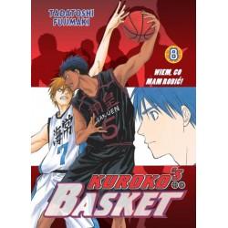 KUROKO'S BASKET tom 8