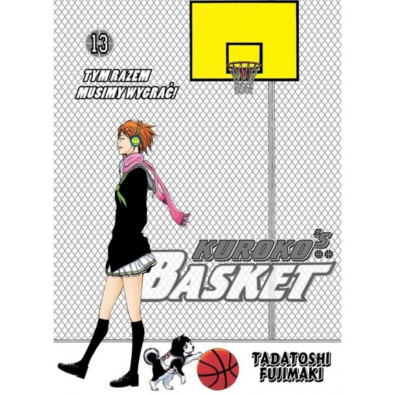 KUROKO'S BASKET tom 13