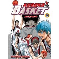KUROKO'S BASKET tom 15