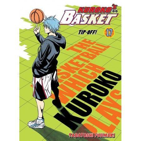 KUROKO'S BASKET tom 17