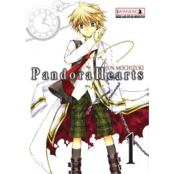 PANDORA HEARTS tom 1