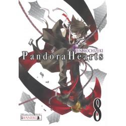 PANDORA HEARTS tom 8