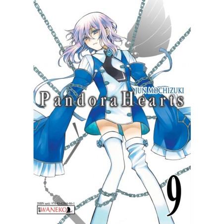 PANDORA HEARTS tom 9