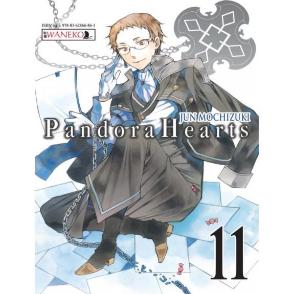 PANDORA HEARTS tom 11
