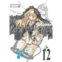 PANDORA HEARTS tom 12