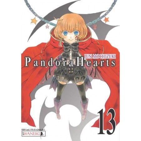PANDORA HEARTS tom 13