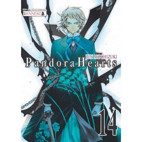 PANDORA HEARTS tom 14