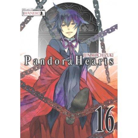 PANDORA HEARTS tom 16