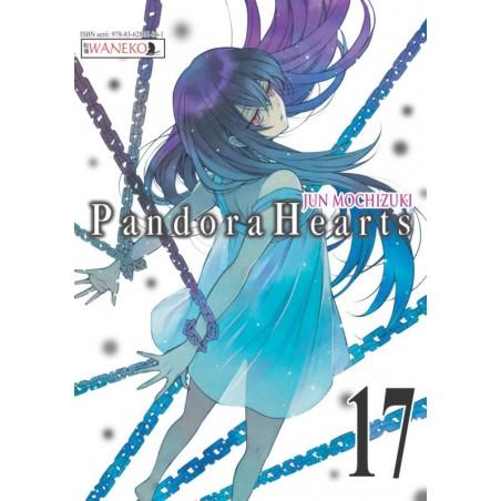 PANDORA HEARTS tom 17