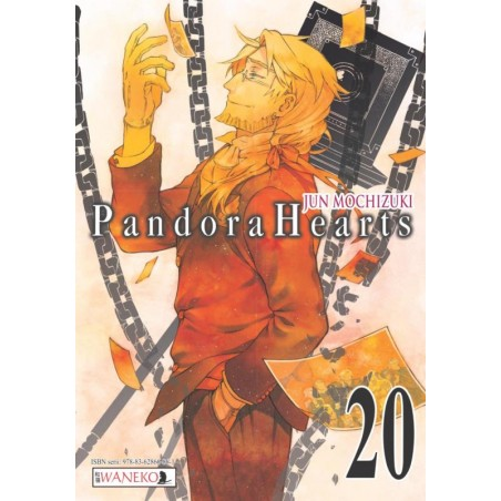 PANDORA HEARTS tom 20