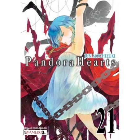 PANDORA HEARTS tom 21