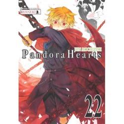 PANDORA HEARTS tom 22