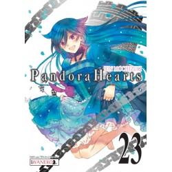 PANDORA HEARTS tom 23
