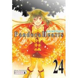 PANDORA HEARTS tom 24
