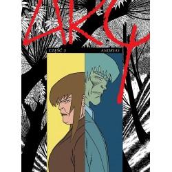 ARQ tom 3 Wydanie zbiorcze
