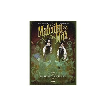MALCOLM MAX tom 2 Zmartwychwstanie