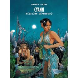 CYANN tom 1 Wydanie zbiorcze