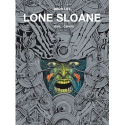 LONE SLOANE tom 2 Gail Chaos