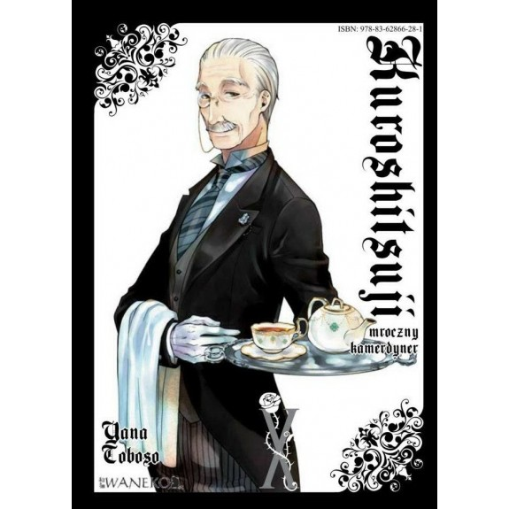 KUROSHITSUJI tom 10