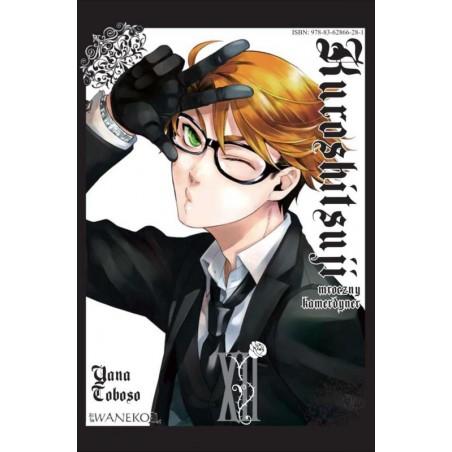 KUROSHITSUJI tom 12