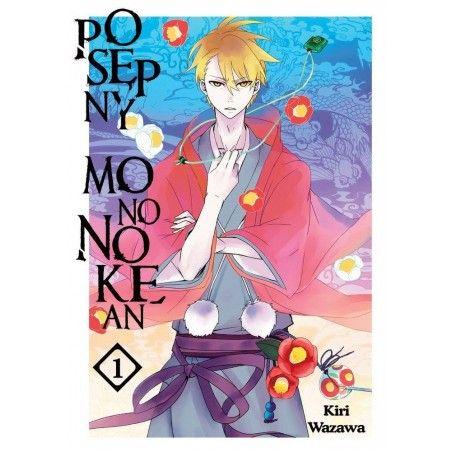 POSĘPNY MONONOKEAN tom 1