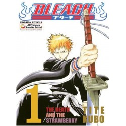 BLEACH tom 1