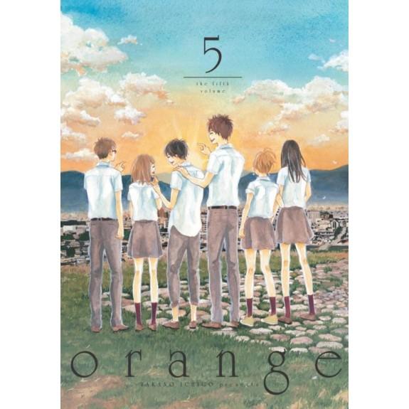 ORANGE tom 5