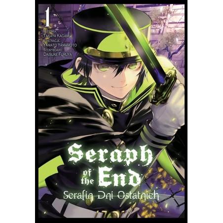 SERAPH OF THE END (Serafin dni ostatnich) tom 1