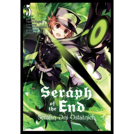 SERAPH OF THE END (Serafin dni ostatnich) tom 5