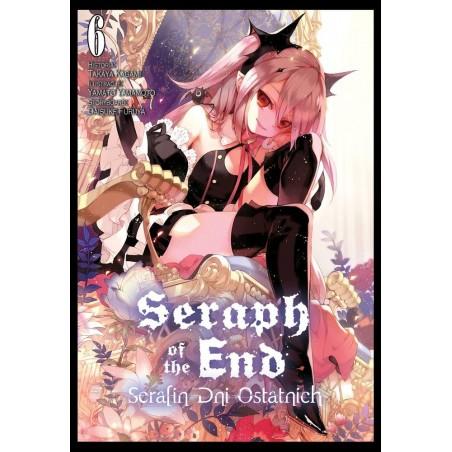 SERAPH OF THE END (Serafin dni ostatnich) tom 6