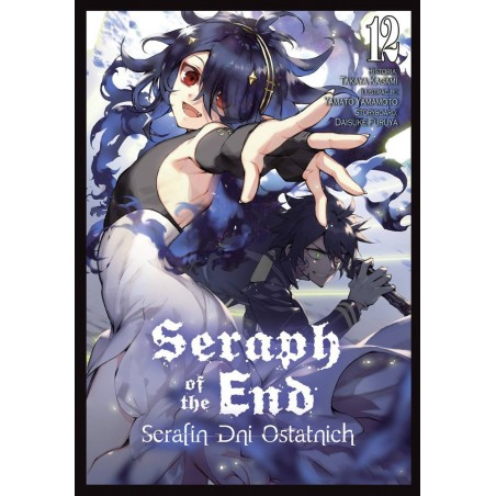 SERAPH OF THE END (Serafin dni ostatnich) tom 12