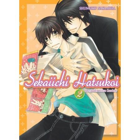 SEKAIICHI HATSUKOI tom 2