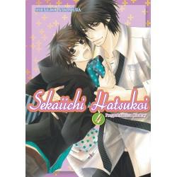 SEKAIICHI HATSUKOI tom 4