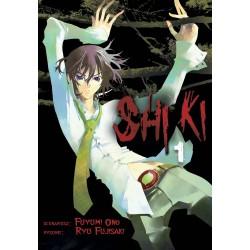 SHIKI tom 1
