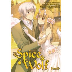SPICE AND WOLF tom 16