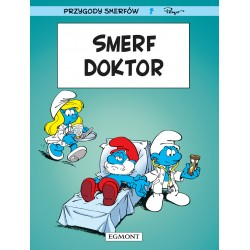 SMERFY tom 18 Smerf Doktor